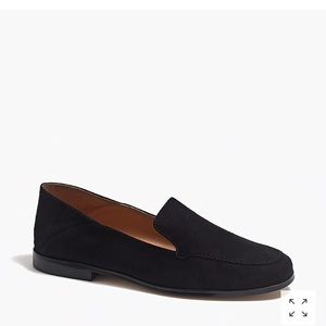 NWT Black loafer from J. Crew